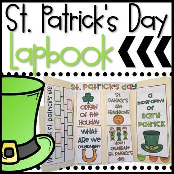 St. Patrick's Day Lap Book + Passage