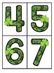 St. Patrick's Day Large Numbers 0-20 Flashcards - Make Activities and Room Decor