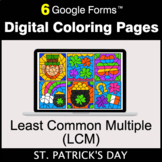 St. Patrick's Day: Least Common Multiple (LCM) - Digital C