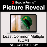 St. Patrick's Day: Least Common Multiple (LCM) - Google Fo