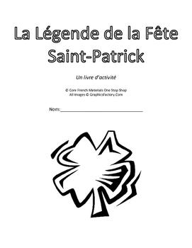 St. Patrick's Day Legend Story & Activity Book