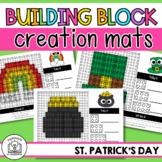 St. Patrick's Day Lego Mats