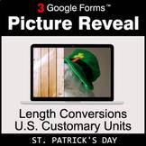 St. Patrick's Day: Length Conversions: U.S. Customary Unit