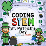 St. Patrick's Day Leprechaun Coding STEM Activity