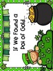 St. Patrick's Day Leprechaun Craft & Poem with Writing Activities