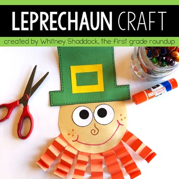 St. Patrick's Day Craft and Prompts