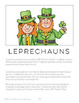 St. Patrick's Day Writing | Leprechauns Mini-unit | Writing Activities
