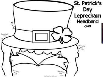 St Patrick's Day Craft | Leprechaun Craft
