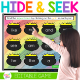 St. Patrick's Day Leprechaun Hide and Seek Game for Letter