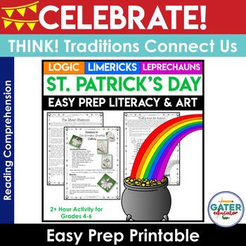 St. Patrick's Day   Leprechaun Logic