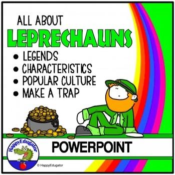 St. Patrick's Day Leprechaun Lore and Leprechaun Traps