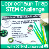 St Patrick's Day Leprechaun Trap STEM Challenge