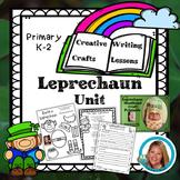 St Patrick's Day Worksheets | Crafts | Leprechaun Unit