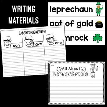 St. Patrick's Day Leprechaun Trap and PowerPoint