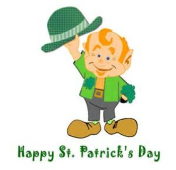 St. Patrick's Day Lesson