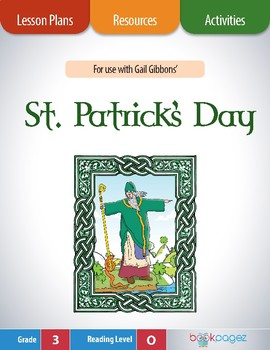St. Patrick's Day Lesson Plans & Activities Package, Third