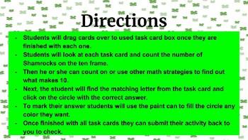 St. Patrick's Day Let's Make 10