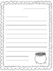 FREEBIE - St. Patrick's Day Letter Writing Paper