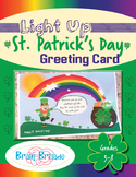 St. Patrick's Day Light Up Greeting Card | STEAM, STEM, Maker Space, Science