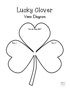 St. Patrick's Day Literacy Activity Pack- No Prep!
