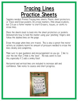 St. Patrick's Day Literacy Centers: Writing for Preschool, PreK, K & Homeschool