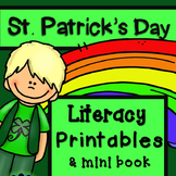 St Patrick's Day: Literacy Printables and Mini-book