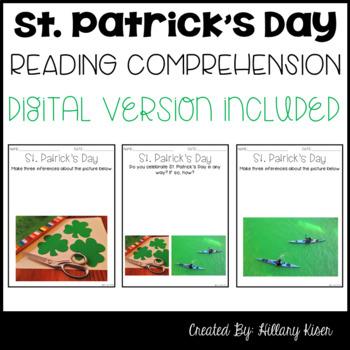 Leveled Text V: St. Patrick's Day