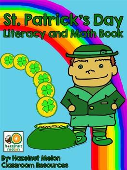 St. Patrick's Day Literacy and Math Bundle