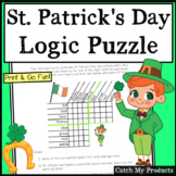 St. Patrick's Day Logic Puzzle - Celebrations