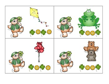 St Patrick's Day Long Vowels