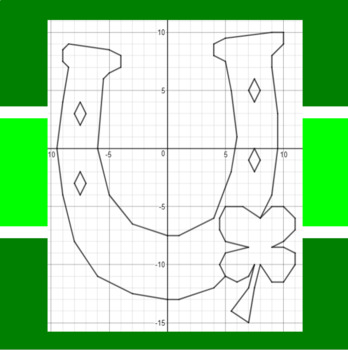 St. Patrick's Day - Luck of the Irish - Math-Then-Graph - Solve 30 Systems