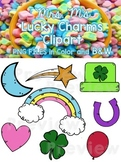 St. Patrick's Day Lucky Charm Clipart