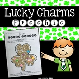 St. Patrick's Day | Lucky Charms Activity | FREEBIE