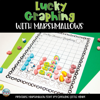 St. Patrick's Day Lucky Charms Graphing