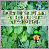 St Patricks Day Literacy Activity Pack