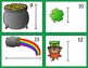 St. Patrick's Day MEASUREMENT Scoot Game