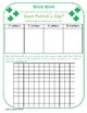 St. Patrick's Day: Making Words and Word Search Extension Activity