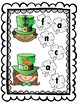 St. Patrick's Day (March) CVC word building/picture match