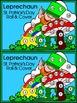 St. Patrick's Day Math Activities: Leprechaun Roll & Cover Activity