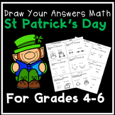 Leprechaun Math Worksheets St. Patricks Day Math Pictures Fractions and Decimals