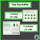 St. Patrick's Day Math Activities: Fractions Word Problems