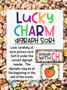 St. Patrick's Day Math Activities ~ Lucky Charms Fun!