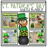 St. Patrick's Day Math Activities | Math Readers | 100 Gri