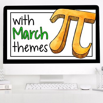 St. Patrick's Day Math Activity   Division Games   Division Facts