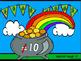 St. Patrick's Day Math Activity - Ways to Make 10