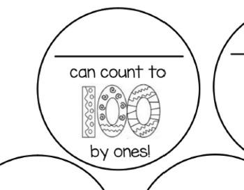 St. Patrick's Day Math Display