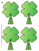 St. Patrick's Day Math Freebie: Multiplication Fact Families for Grades 3 & 4