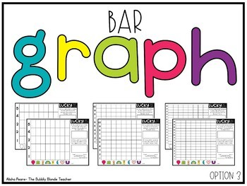 St. Patrick's Day Math Graphing INTRO PRICE!