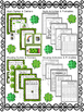 March & St. Patrick's Day Math & Literacy Pack