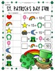 St. Patrick's Day Math Lucky Charms Activities